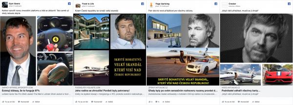 V podvodných reklamách se objevuje například tvář Petra Kellnera